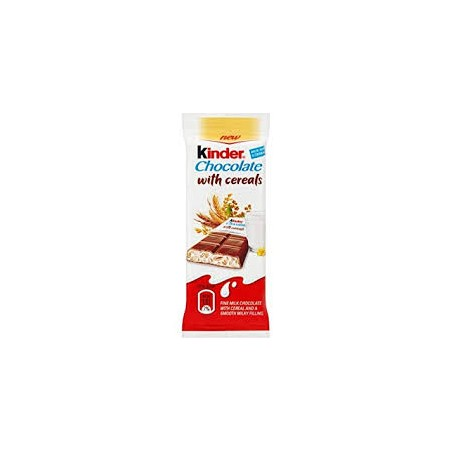 Kinder With Cereal