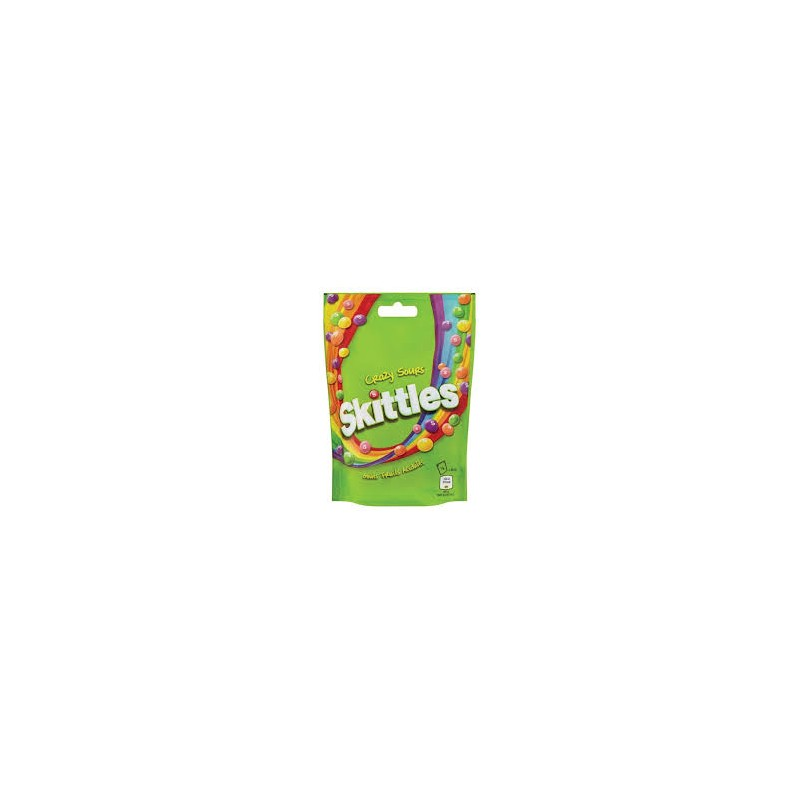 Skittles Crazy sours