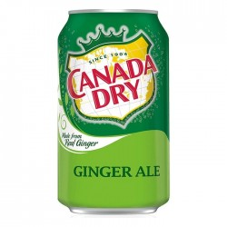 CANADA DRY GINGER ALE USA...