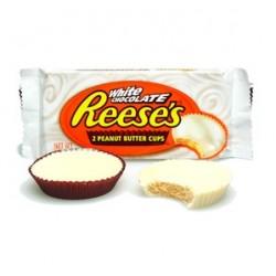 REESE'S WHITE CHOCOLATE...