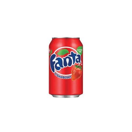Fanta Strawberry USA 355ml
