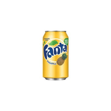 Fanta Pineapple USA 355ml