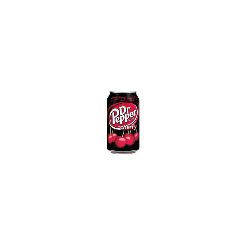 Dr Pepper Cherry 355ml USA