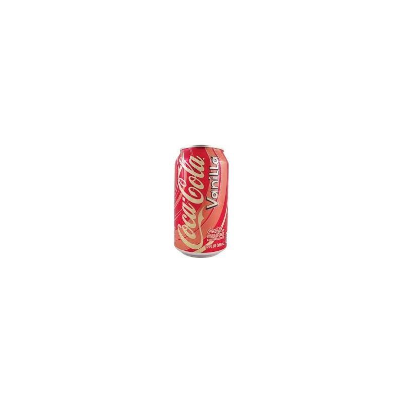 Coca Cola Vanille 355ml USA