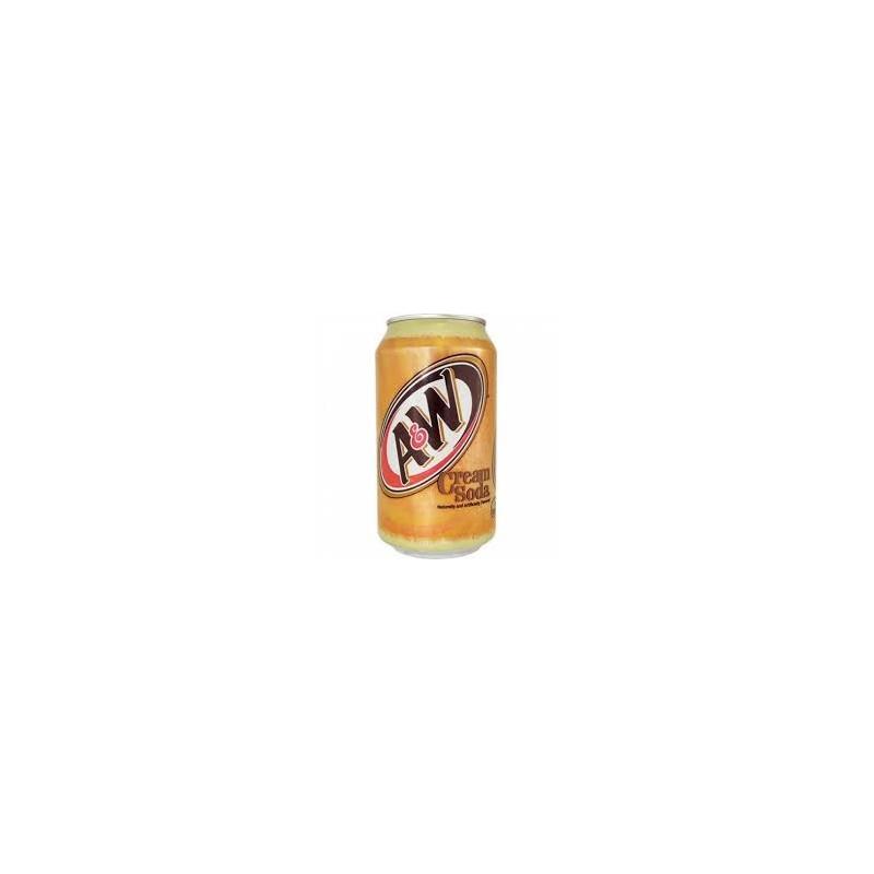 A&W Cream Soda USA 355ml