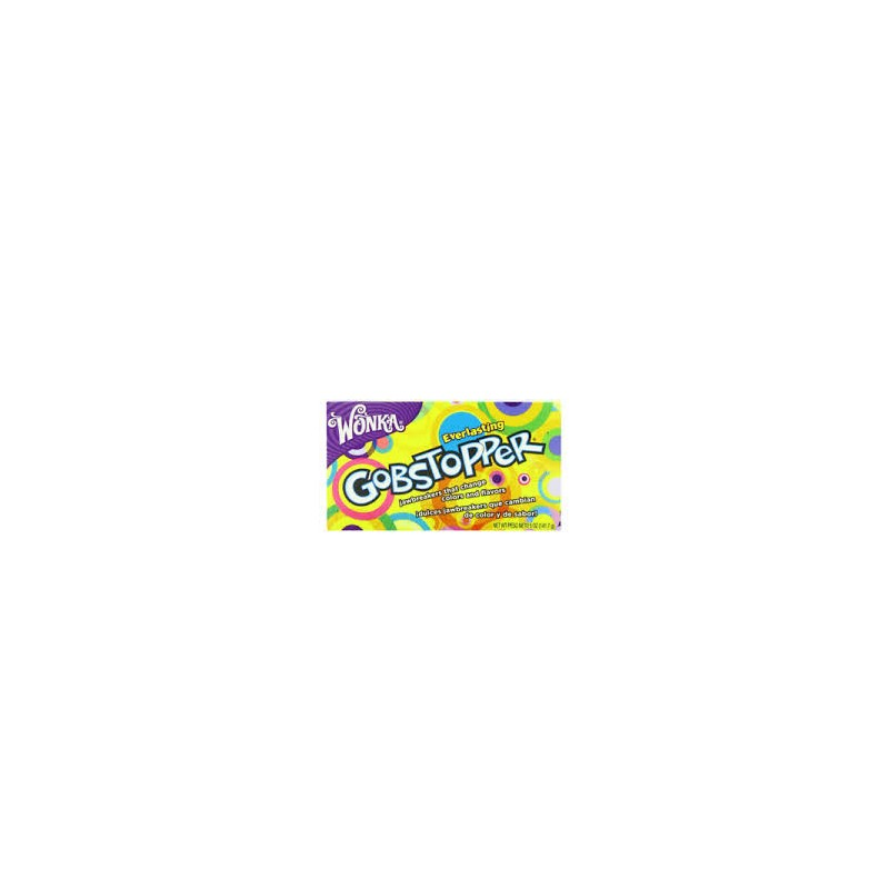 Wonka Gobstoppers Theater Box