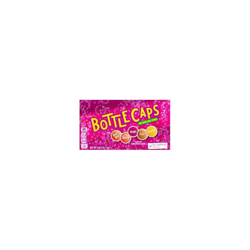 Wonka Bottle Caps Theater Box