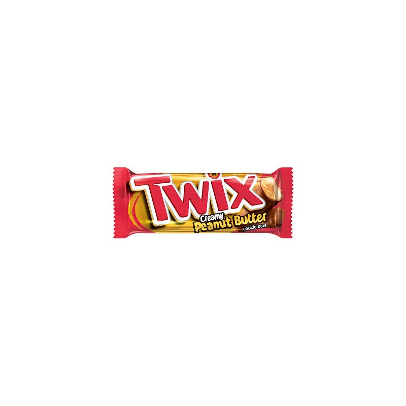Twix Creamy Peanut Butter Bar