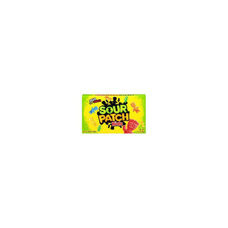 Sour Patch Kids Theater Box