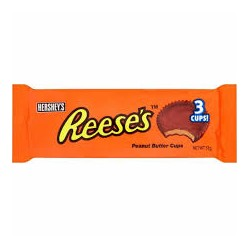 Reeses 3 Peanut Butter Cups...