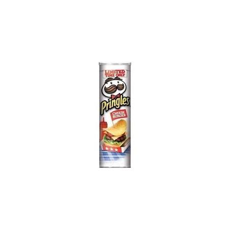 Pringles Cheese Burger