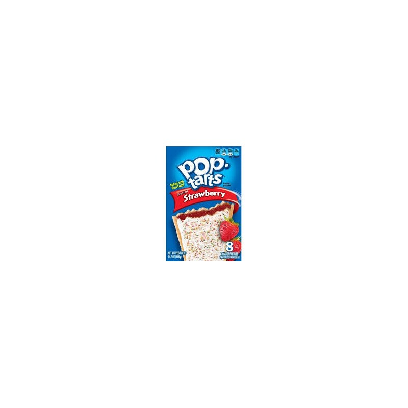 PopTarts Frosted Strawberry