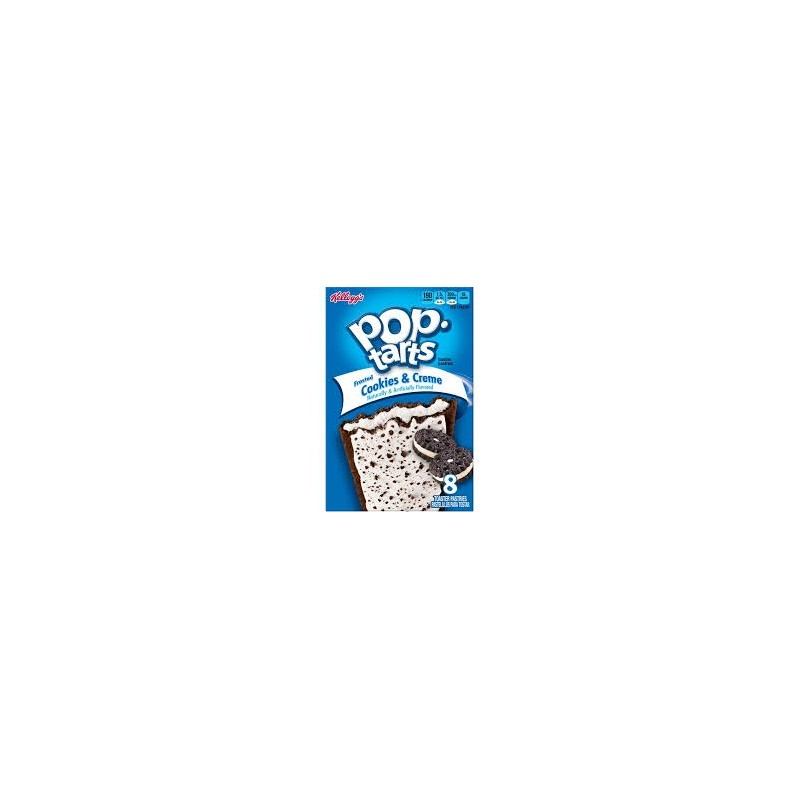 PopTarts Frosted Cookies n Creme