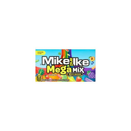 Mike and Ike Mega Mix 10 flavors