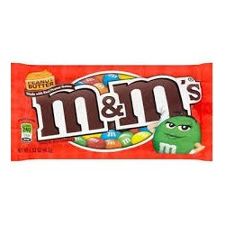 M&M Peanut Butter Chocolate