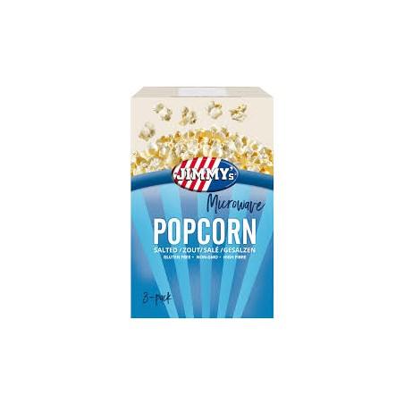 Jimmy's Microwave Popcorn Zout