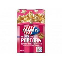 Jimmy's Microwave Popcorn Zoet