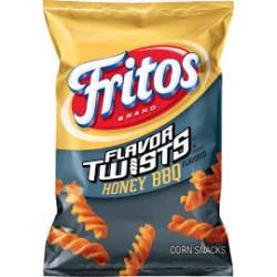 Fritos Corn Chips Honey BBQ