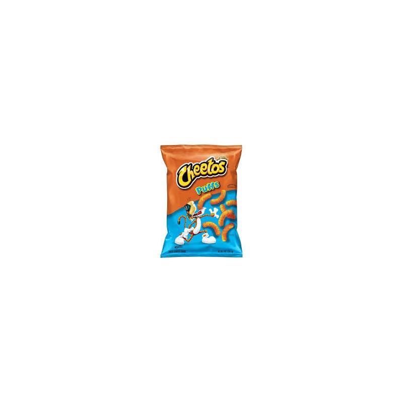 Cheetos Jumbo Cheese Flavored Puffs