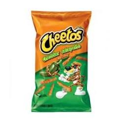 Cheetos Crunchy Jalapeno...