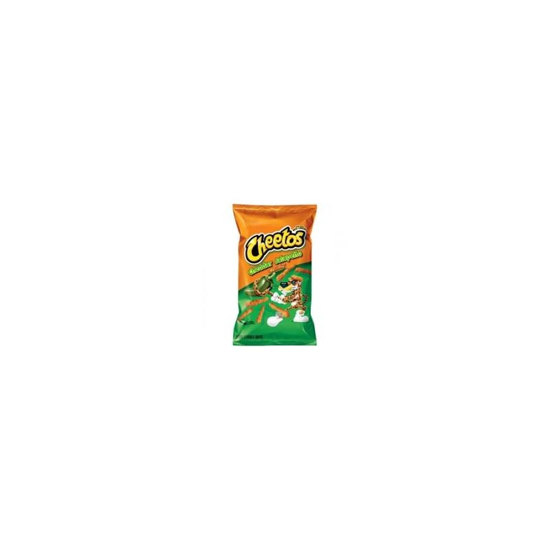 Cheetos Crunchy Jalapeno Cheddar