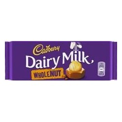 Cadbury Whole Nut