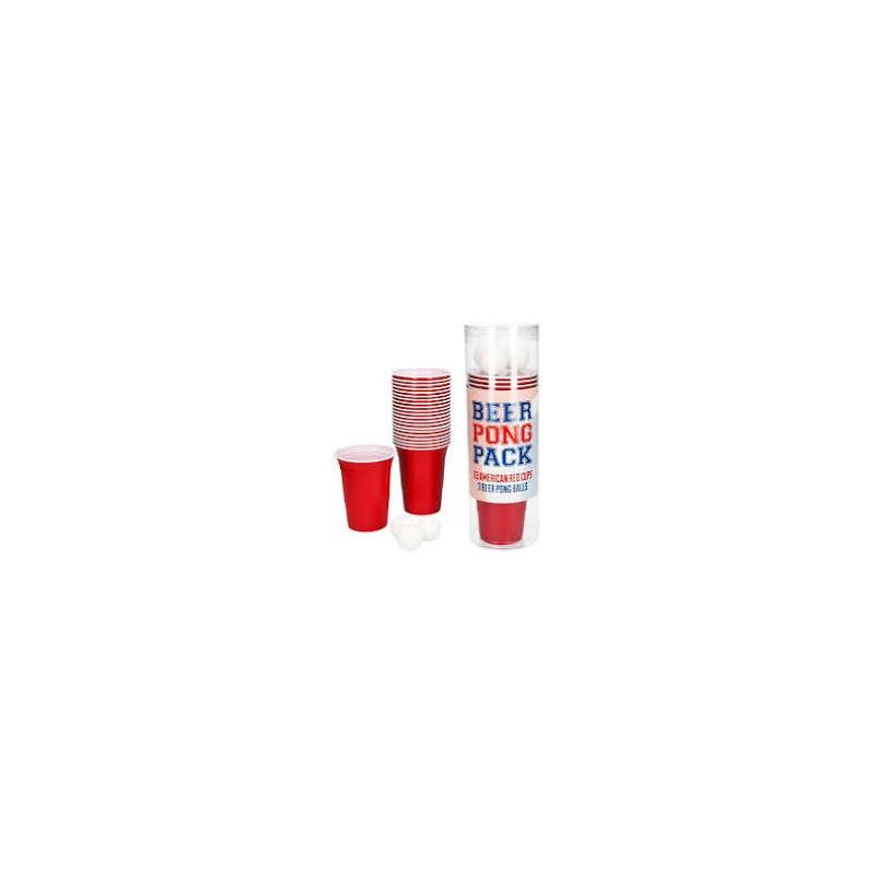 OrigineleRed Cups Beer Pong Pack